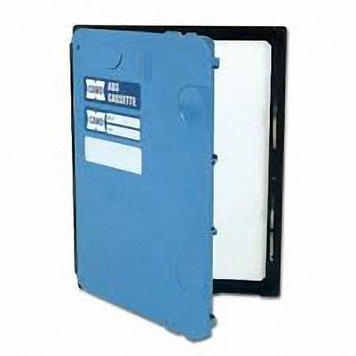 Kunststoff Kassette ABS CRDürr CR 35 Speicherfoliensystem