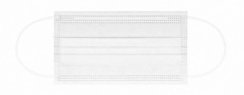 2000 Mund-Nasen-Schutz / Mundschutz Typ EN149, Zivile Masken Mundschutz