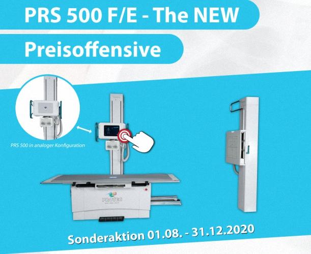 PRS 500 E Analog Radiographie(DR) System