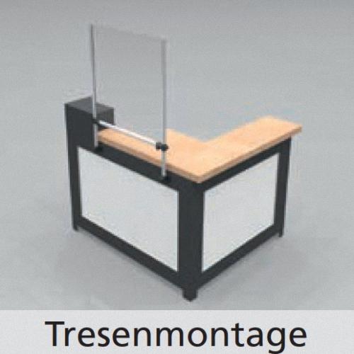 Schutzscheibe Tröpfchenschutzwand Tröpfchenschutz System Tröpfchen-Schutzwand Transparenter Schild