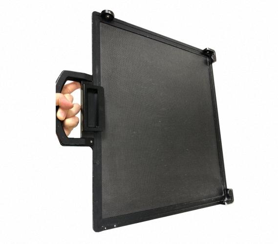 Schutzbox mit Tragegriff für DR Panels und Raster als Detektorhalter RASTERBRÜCKE X-Ray Radiographic Grid Kasette