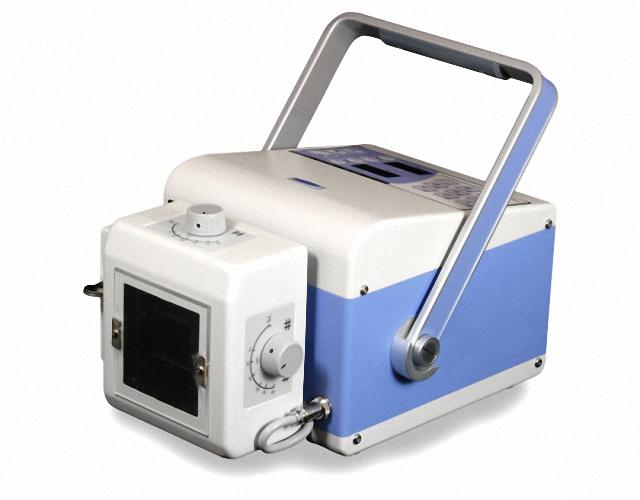 meX+40 Paketpreis-Aktion meX+40, tragbarer Röntgengenerator undTKF-2Veterinär Röntgentisch