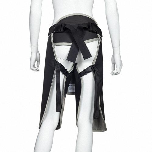 Strahlenschutzkleidung - Weste und Rock bleifrei für den Pferdetierarzt