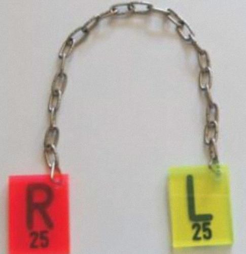 Buchstaben Schablonen L oder R in Wolfram