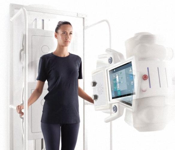 Vision C Auto DR Röntgensystem