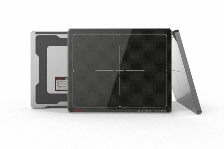 Flachbilddetektor Röntgendetektor Flatpanel Detektor 1417WCC od WGC DR DETEKTOR digitales Röntgen DR Flat Panel