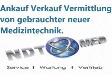 Ankauf Verkauf und Vermittlung von gebrauchter und neuer Medizintechnik.