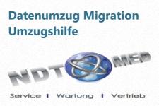 Datenumzug Migration Umzugshilfe