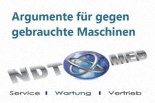 Argumente für gegen gebrauchte Maschinen