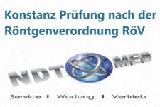 Konstanz Prüfung nach der Röntgenverordnung RöV