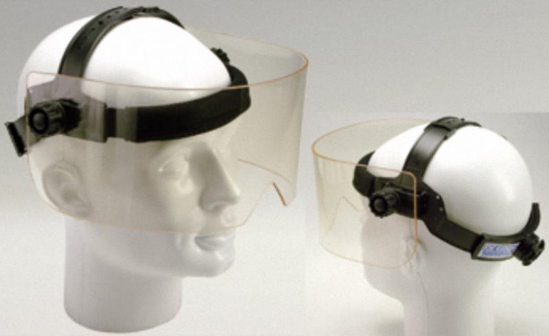 Röntgenschutzvisier Strahlenschutz Visier Strahlenschutzkleidung