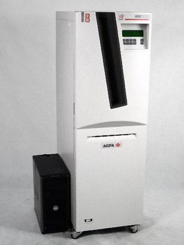 AGFA ADC Solo Speicherfoliensystem