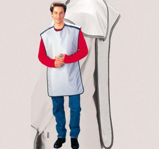 Dental Schürze Rückenschutz SN 02 Strahlenschutzkleidung Röntgenschutzschürzen