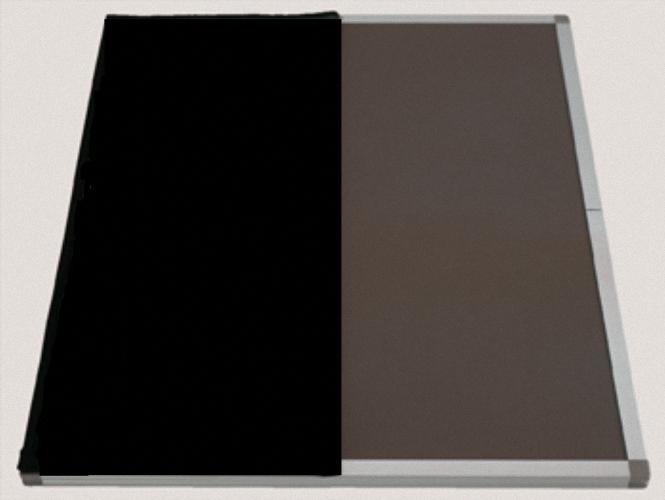 Kassettenabdeckung schwarz ohne Außenhülle