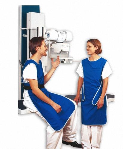Röntgenschutzschürze Frontschürze AWC Nylon Röntgenschutzkleidung - Strahlenschutzkleidung