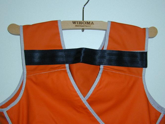 Frontschürze WBT Nylon Strahlenschutzkleidung