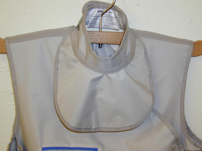 Mantelschürze LSW Nylon Strahlenschutzkleidung