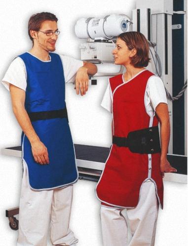 Mantelschürze LSW COM KARD Nylon Strahlenschutzkleidung