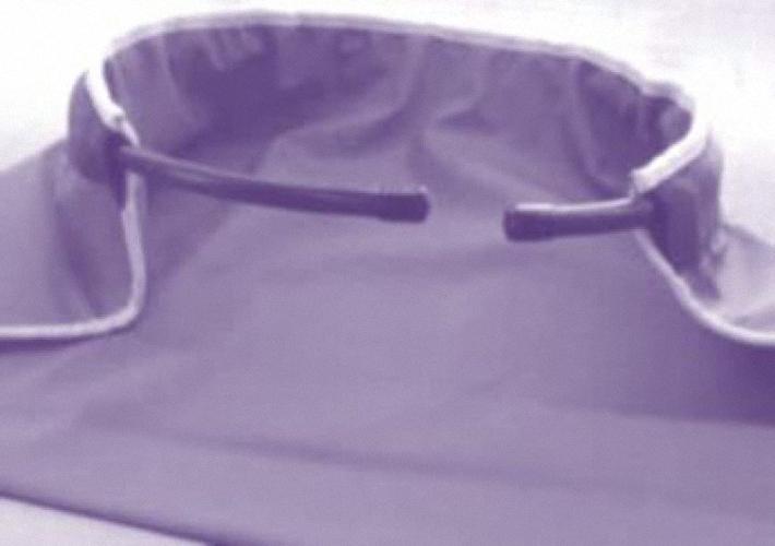 Halbschürze ASB HSV RSV Nylon Strahlenschutzkleidung