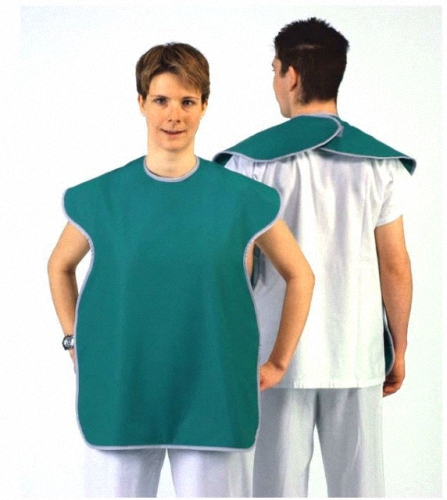 419 DTL für Panoramaröntgen Nylon Strahlenschutzkleidung