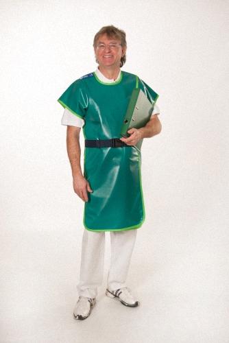 Doppelschürze DA Patientenstrahlenschutz Röntgenschutzkleidung