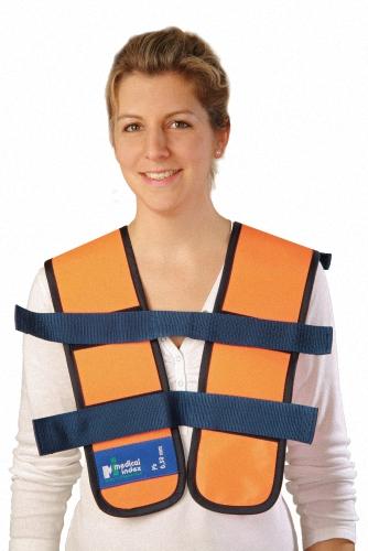 Brustdrüsenschutz Patientenstrahlenschutz Röntgenschutzkleidung