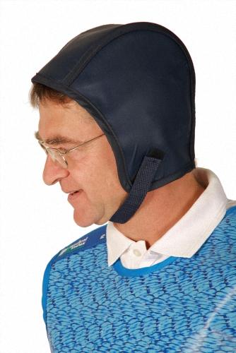 Kopfschutz mit Band Patientenstrahlenschutz Röntgenschutzkleidung