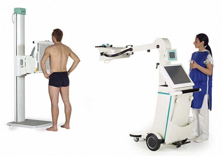 JOLLY 30 PLUS DR mobiles Röntgensystem