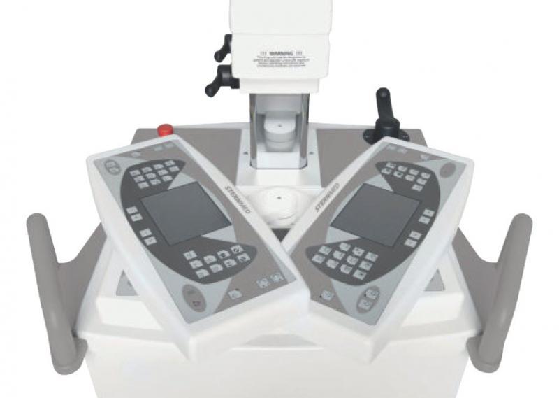 SternMed XENOX C100 digitaler mobiler Hochfrequenz C Bogen, Röntgensystem