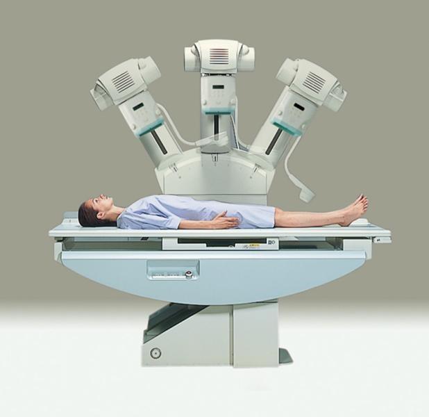 ShimadzuFlexavision FD Digitales Röntgensystem digitales Röntgen