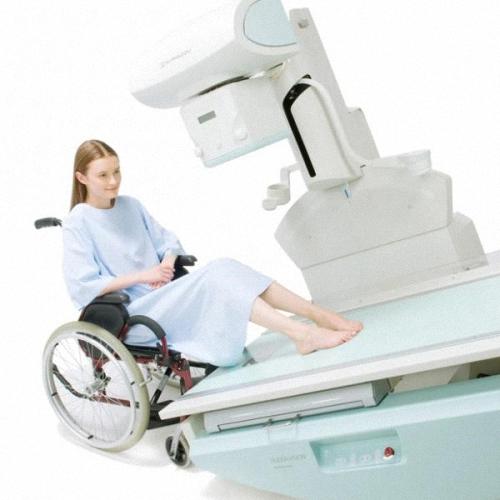 ShimadzuFlexavision HB Röntgenanlage Hybrid-System