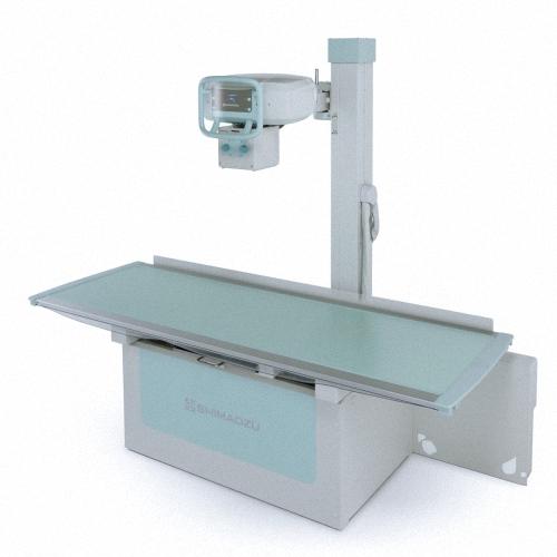 Shimadzu RADspeed fit Plus Ultrakompaktes Röntgengerät