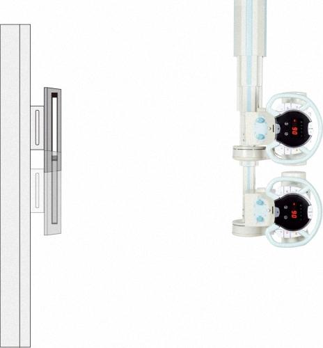 Shimadzu RADspeed Pro MC Deckenaufgehängtes Röntgensystem