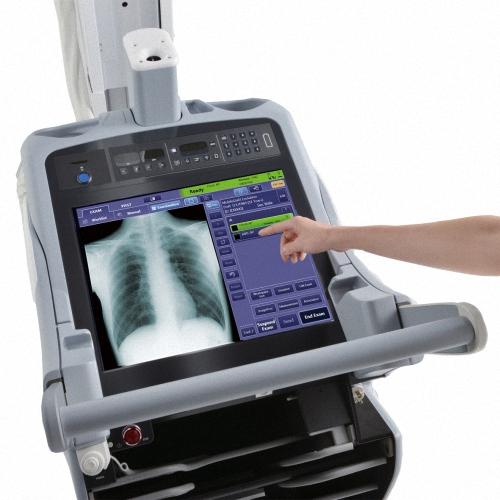 Shimadzu MobileDaRt Evolution MX8cmobiles Röntgensystem