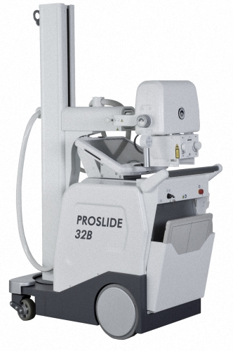 PROSLIDE 32 B mobiles Radiographie System