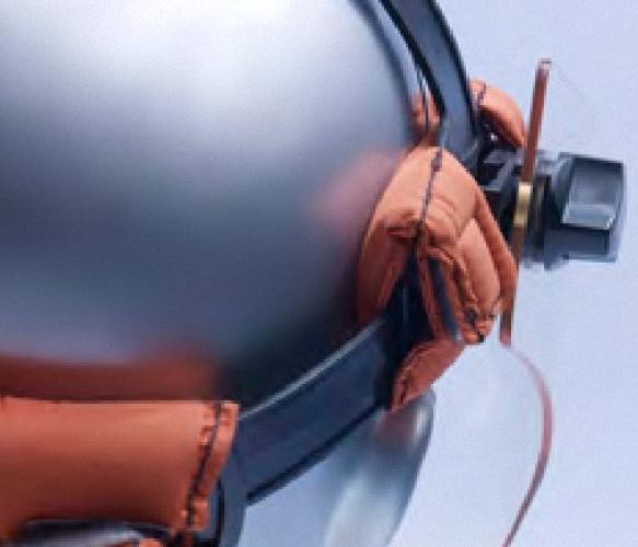 Röntgenschutzvisier Strahlenschutz Visier BRV501 Strahlenschutzkleidung