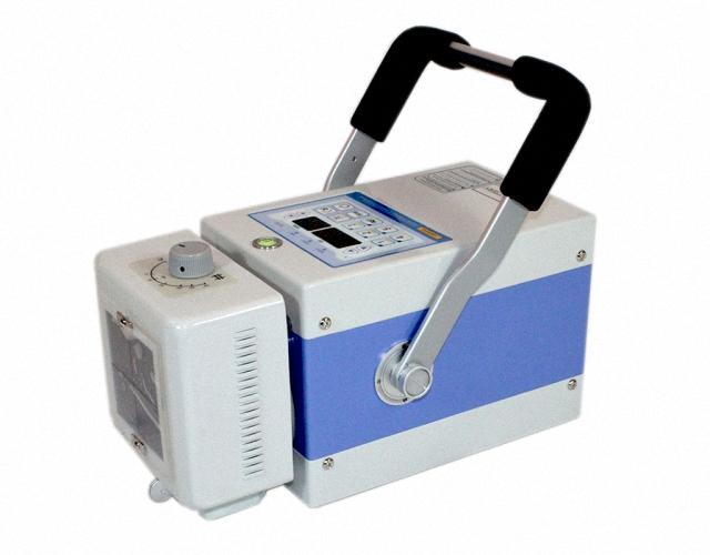 meX 20BT batteriebetriebener tragbarer Röntgengenerator Transportables Röntgen