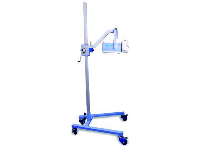 meX 40BT batteriebetriebener tragbarer Röntgengenerator Mobile Röntgengeräte Tiermedizin Transportables Röntgen