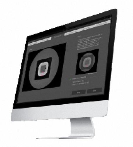 Software denvis QS 3Dfür die Durchführung und Dokumentation von Abnahme Konstanzprüfung an DVT Dentalanlagen