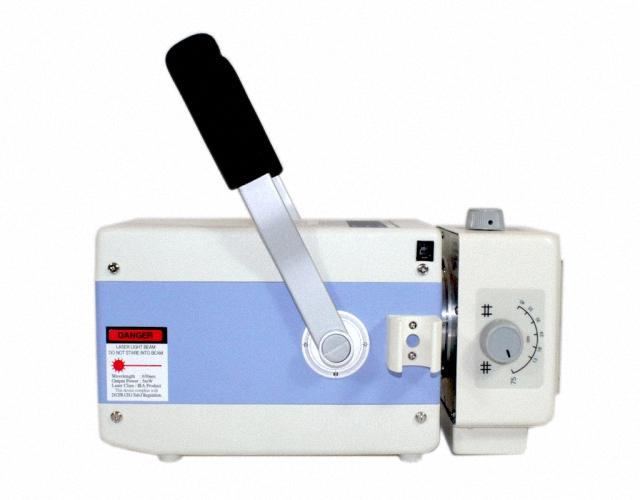 Zubehör meX 40 tragbarer Röntgengenerator