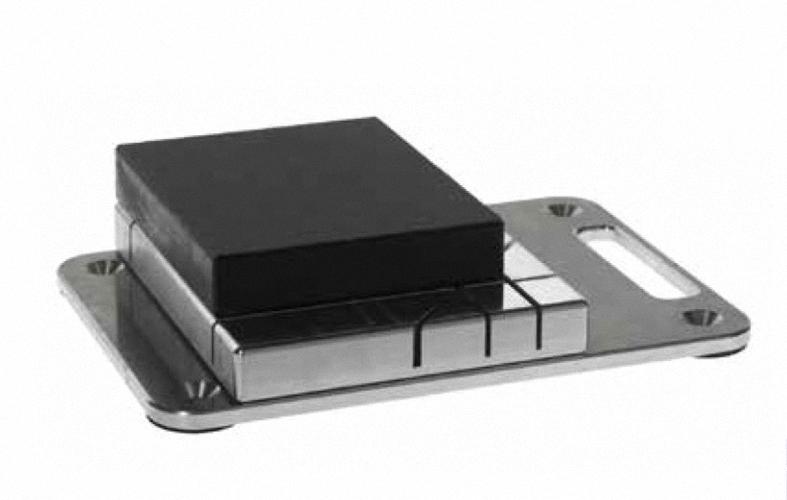 Topblock Flatplate APund LMund 45Grad für Aufnahmen mit Flachem Huf