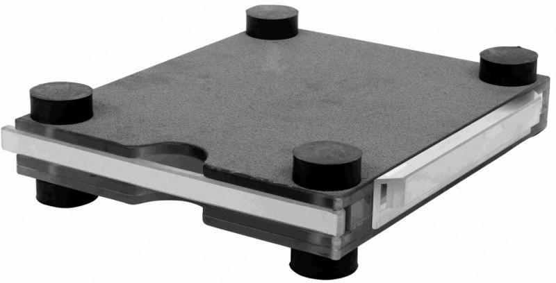 Combiboxspeziell für dieHufrollen Röntgenaufnahme