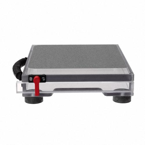 DR Skylinebox wurde speziell für dieHufrollen Röntgenaufnahmekonstruiert und schützt gleichzeitig Ihren hochwertigen Röntgen Digitaldetektor.