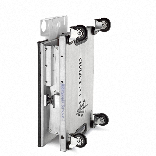 SCANster, die optimale Ultraschalllösung flexible undjederzeit die ideale Arbeitshöhe
