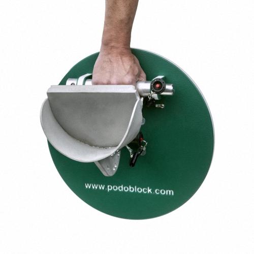 Cooperflex eine leichte robuste und hochbewegliche Hufstütze mit Drehgelenk