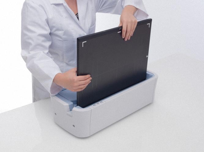 XR Static Classic VET Röntgenanlage