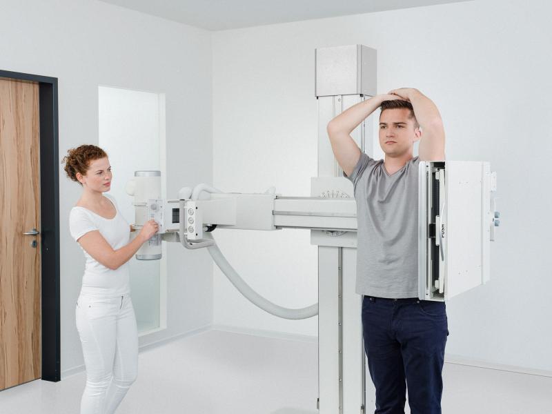 XR Static U ArmRöntgenanlage
