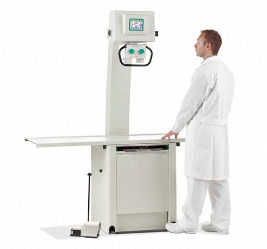 RÖNTGENGERÄT Veterinärradiologische System