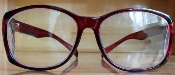 Röntgenschutzbrille PTG 024 mit Seitenschutz Strahlenschutz Augenschutz