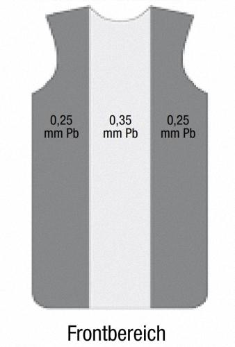 Bildverstärkerschürze SL BV 03 SupraTex Strahlenschutzkleidung